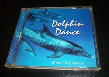 DOLPHIN DANCE   CD   by Marty Weintraub     VG    #718236404027