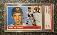 1955 Topps Bob Skinner #88 PSA 7 Pittsburgh Pirates