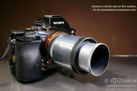Leitz ELMARON 50/2.8 converted to Sony E with focusing by Adaptarian | SAMPLES