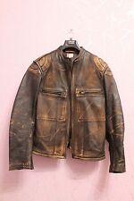 Levi's Mens Vintage LVC Bonneville 1950's Motorcycle Leather Jacket M