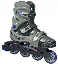 Pacer Voyager Inline Indoor Outdoor Buckle Closure Roller Skates 5 - 12 Size 11