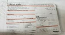 3x Mary Kay Business Consultant Supplies Customer Profile Forms New In Package