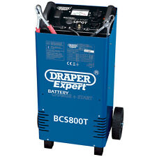 Draper 12/24V 700A Batería Cargador/Arrancador para coches y anuncios 52030