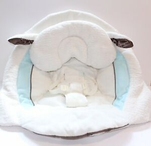 Fisher Price My Little Lamb Bouncer Baby Seat Cover Replacement