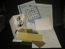 Iris Plegable Tarjeta Kit-Premium