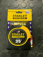 Stanley 35 ft. FATMAX® Classic Tape Measure  # 33-735 - NEW - FREE SHIP