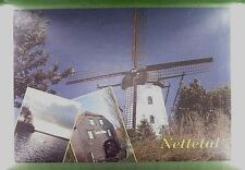 CPA Germany Nettetal Windmühle Windmill Moulin Mill Molin Hotel Wiatrak w292