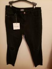 DL1961 Jeans Black Size 31 Florence cropped Women's