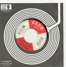 JERRY WILLIAMS  IF YOU ASK ME / JUST WHAT DO YOU PLAN TO DO    CHARLY/CLUB SOUL