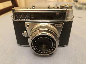 Kodak Retina Automatic III 35mm Vintage Film Camera