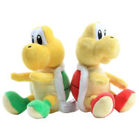 "Super Mario Bros Koopa Troopa 6"" Turtle Plush Toy Lovely Stufed Animal Soft Doll"