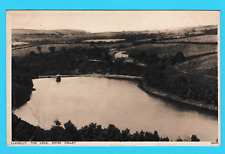 Dated 1930s. The Lake , Swiss Valley, Llanelly, Monmouthshire