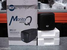 RCF MQ30P-B diffusore nero 2 vie 2 way monitor 12W RMS 16 Ω 130.00.068