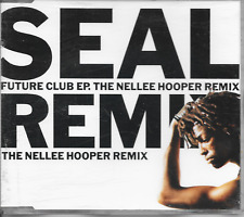SEAL -  Future Club EP (The Nellee Hooper Remix) CDM 3TR House Synth-Pop 1991