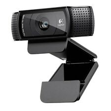 Cámara web Logitech c920 HD Pro