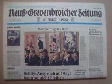 Marilyn Monroe RARE oversized cover magazine newspaper 1999 Christies auction #5