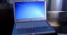Panasonic CF- SX3 Laptop/Core i5 4th  Gen /4GB RAM/120 GB HDD/DVD