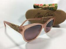Maui Jim MONSTERA LEAF GOLD Polarized Sunglasses RS747-09A Guava Pink/Maui Rose