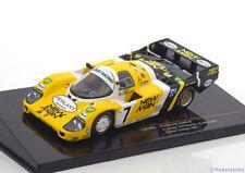1:43 Ixo Porsche 956B Winner 24h Le Mans 1984 New Man