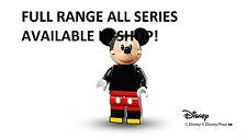 Lego minifigures mickey mouse disney series (71012) unopened new factory sealed