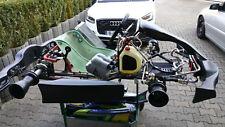 OTK TonyKart Racer 401 KZ2 Chassis - Schaltkart Rennkart GoKart Modena KK1r x30