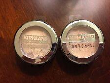 Lot of 2 Kirkland Signature Borghese Mineral Powder Foundation SPF 20 Fair/Light