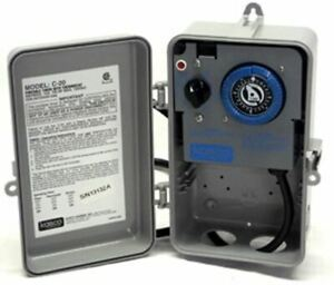 Kasco De-Icer Thermostat Controller | C-20 Model
