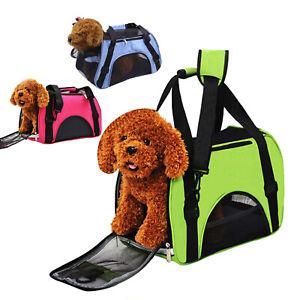 Transporttasche Bag für Hunde Katzen Tragetasche Transport Tasche Reisen TOP