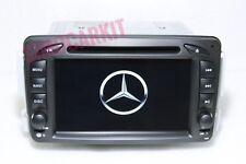 AUTORADIO STEREO PER MERCEDES CLASSE C W638 W163 W203 C 230 240 250 270 280 320