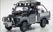 1/18 Kyosho Land Rover Defender Tomb Raider Edition Very rare resin verydetailed