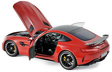 Mercedes-AMG GT R C190 Coupe 2018 rot red 1:18 Norev