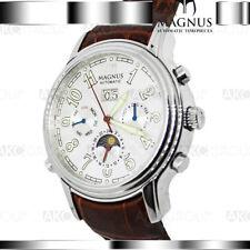Magnus Lugano M104MSR85 Automatic Mens Watch