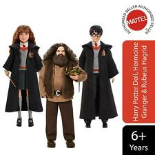 More details for harry potter and hermoine granger, rubeus hagrid fashion doll