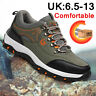 MENS SHOCK ABSORBING RUNNING TRAINERS CASUAL GYM WALKING SPORTS SHOES SIZE
