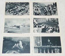 PHOTOS IMAGES EILEBRECHT 1952 1939-45 WW2 NÜRNBERG-STALINGRAD SERIE 10 ITALIE