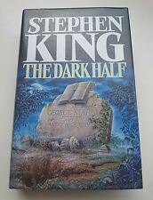The Dark Half by Stephen King (Hardback, 1992) Excellent Condition