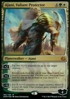 Ajani, Valiant Protector FOIL | NM | Aether Revolt | Magic MTG