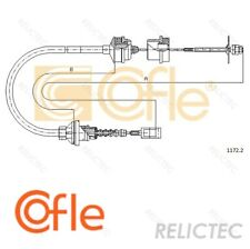Clutch Cable for PEUGEOT 306 1.8 93-02 UK ONLY XU7JP XU7JP4 Petrol FL