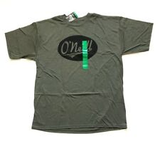 NWT O'Neill Modern Fit Graphic T-Shirt Military Green, Size XL