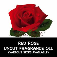 100% Pure Red Rose Fragrance Oil 1oz