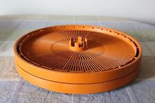 2 Replacement Fruit Dryer Trays 15 In.