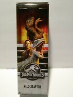 "VELOCIRAPTOR - Jurassic World Park Velociraptor Raptor 12"" Figure"