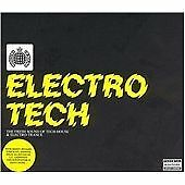 Various Artists - Electro Tech (The Fresh Sound of Tech-House &...