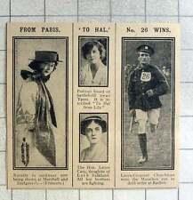 1915 Lance Corporal Churchman Wins Marathon Run In Drill Order Radlett