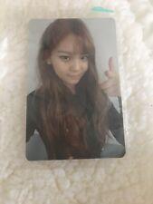 Gfriend Umji The Awakening Official Photocard Card Kpop K-pop Us Seller