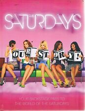 The Saturdays by  - Book - Pictorial Hard Cover - Auto Biography/Entertainment