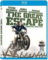 The Great Escape [New Blu-ray] Ac-3/Dolby Digital, Dolby, Digital Theater Syst