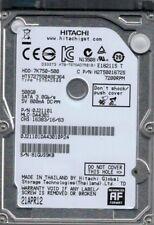 HTS727550A9E364 P/N: 0J21101 MLC: DA4301 Hitachi 500GB