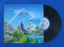 """Asia-""""Alpha"""" Lp Steve Howe-Geoff Downes-Buggles-Yes-Music>Records-Rock-Great!"""