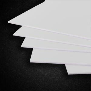170mm x 250mm ABS Styrene Sheets Board Model Architectural Material Different